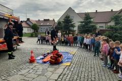 Straż Pożarna w przedszkolu